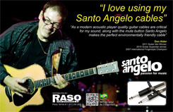 Santo Angelo Cables Ad